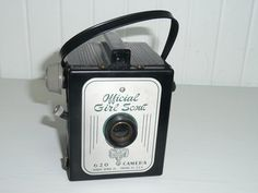 1950s GIRL SCOUT Official 620 Camera Imperial by NewLIfeVintageRVs, $50.00
