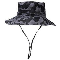 Vbiger Boonie Hunting Fishing Outdoor Hat (Grey) VBIGER https://www.amazon.com/dp/B012IGUTCM/ref=cm_sw_r_pi_dp_hgNAxbX0FEY80