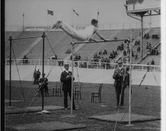 1908 London Olympics ...Looks like it was easier to get ticket back then.