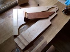 Chris shows you how to make beautiful and functional layout tools from wood scraps. -Dan