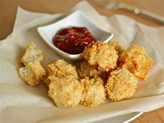 Homemade tater tots -- from the Kitchen Ninja