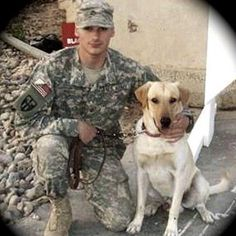 Cpl.Kory Wiens and MWD Sgt. Cooper Weins ,both killed in action July 6, 2007 while on patrol in Muhammad Sath , Iraq. Kory and Cooper were the first Military Working Dog team killed in combat together since Vietnam. RIP Heroes and thank you for your sacrifice . K9 Heroes , shared Freedon Is Not Free's Photo.