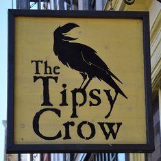 pub names & signs Pub Logo, Cafe Sign, Pub Design, Pub Decor, British Pub, Old Pub, Art Populaire, Crows Ravens, Old Signs