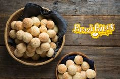 Love cheese, love bread, can't do Gluten? Then Brazi Bites are a perfect fit for you. Brazi Bites are Brazilian Cheese bread that come in 4 flavors: original, garlic asiago, nitrate-free bacon (my fav!) and Jalapeño Pepper Jack.