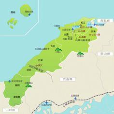島根県(出雲・石見・隠岐)の県民性 – 出身地による性格の違いと付き合い方