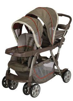 Graco 6AC00FCR3 Baby-Infant Double and Triple Strollers