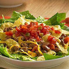 Ferguson & Hassler Supermarket - Simple Taco Salad