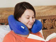 Neck Sofa contours to your body and can be positioned up to 12 different ways. Each position is aimed at alleviating sore muscles and stiffness in areas like the neck, shoulder, head, or back. https://www.thegrommet.com/neck-sofa