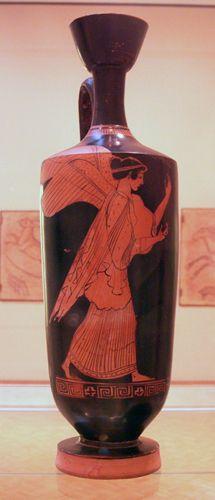 Red-figure Lekythos