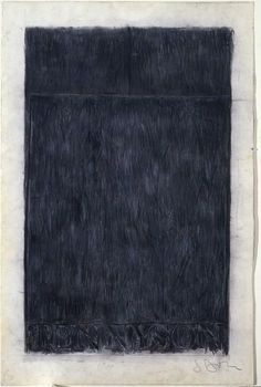 'Tennyson', 1959 by Jasper Johns