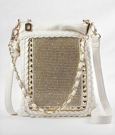 MMS Design Studio Rhinestone Purse....i own this purse and absolutely in love with it...i get compliments and questions where i got it...the buckle