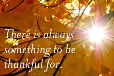 Tuesday Tidbit ~ We Are Thankful!     There is always something to be thankful for   Welcome to Tuesday Tidbits, where today we want to talk to you about all the things we are thankful for, and encourage you to take time during the hustle and bustle of this holiday season to pause and think back on all the blessings ...... http://www.cbeyondrealty.com/?p=1344
