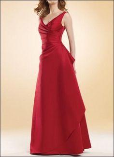 Rotes Abendkleid AB600