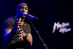 Congrats to Jermaine Paul, The Voice!