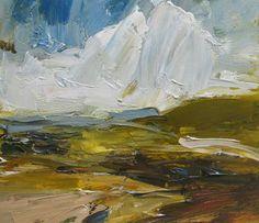 Autumn Green, South Downs Louise Balaam