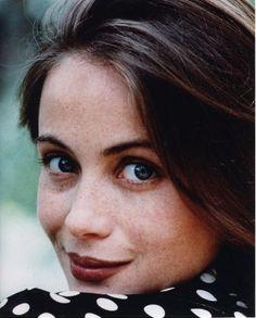 Emmanuelle Béart.
