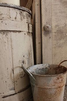 a fine farmhouse: Rustic Whites...