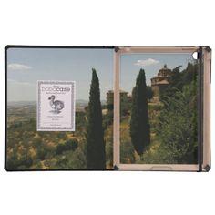 Check it out - Tuscan Landscape: Cortona Cases For iPadn on Zazzle.