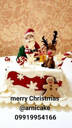کیک #کریسمس Cake Toronto, Christmas Lights, Merry Christmas, Elf On The Shelf, Holiday Decor, Home Decor, Christmas Fairy Lights, Merry Little Christmas, Decoration Home