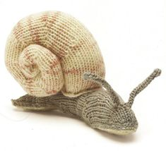 Ravelry: Snail pattern by Susie Johns