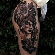 done by emily rose murray #ink #tattoo