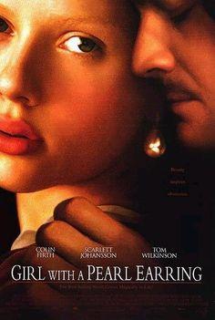 Tyttö ja helmikorvakoru (2003)