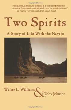 Two Spirits: A Story of Life With the Navajo: Walter L. Williams, Toby Johnson inter-racial romance