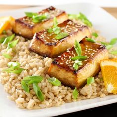 """The secret to this easy baked tofu recipe is simple: """"Bake the hell out of it!"""""""