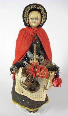 I've always liked pedlar dolls!