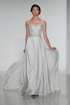 Wedding Dress of the Day: Annabelle by Kelly Faetanini