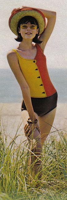 Colleen Corby Seventeen- Apr 1964 (Bobbie Brooks Ad 2) by Matthew Sutton (shooby32), via Flickr