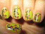 more tree nail art