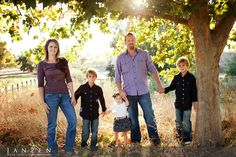 Amy's Daily Dose: Fall Family Portraits
