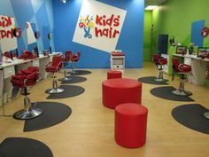 Kids Hair Multiple MN Locations Find More Birthday Party Adventures On SKIDaddlers