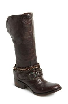 Freebird by Steven 'Brek' Leather Boot (Women) available at #Nordstrom $295