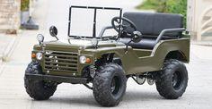 Mini jeep「Big Force」