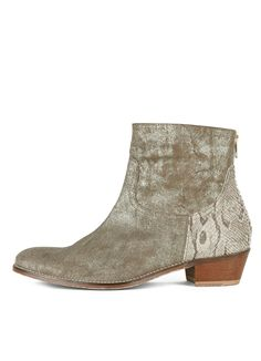 BOOTS TEDDY SHINE, gold, Zadig & Voltaire