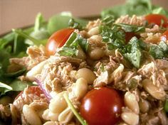 Get this all-star, easy-to-follow White Bean Tuna Salad recipe from Giada De Laurentiis