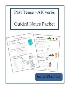 regular preterite tense ar verb endings (Carol of the Bells ...