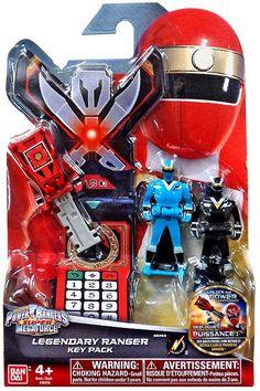 Alien Rangers Ranger Key Pack A