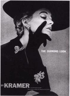 Lisa Fonssagrives 1950s