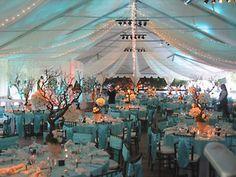 Reception, Wedding, Tent, Los, Angeles, Sweet dreams designs beach weddings, Malibu