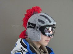 Helmet hat