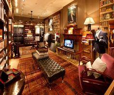 now that's a gentleman's closet............inspiratie for woman closet