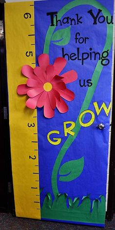 Image result for Spring door decorations classroom