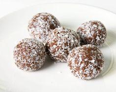 Raw Sugar-Free Protein Power Balls