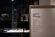 Signage & Typography