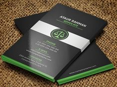 25 Creative Lawyer Business Card Templates