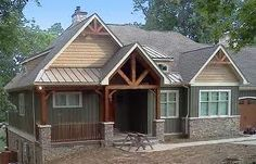 house exterior options - Google Search