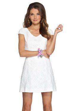 Lilly Pulitzer Mercer V-Neck Dress
